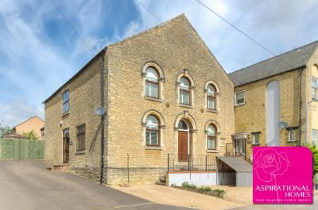 Thumbnail Detached house for sale in The Old Chapel, Raunds, Northamptonshire