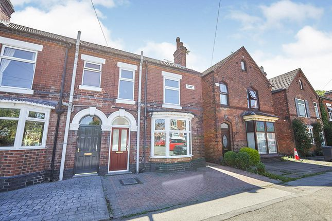 Thumbnail Semi-detached house for sale in Outwoods Street, Burton-On-Trent, Staffordshire