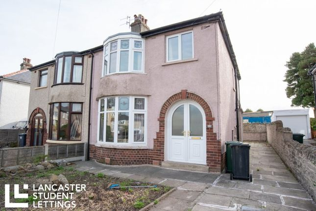 4 bed terraced house to rent in 25 Sharpes Avenue, Lancaster, Lancashire LA1