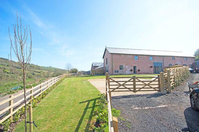 Thumbnail Barn conversion to rent in Ashcombe Road, Higher Dawlish Water, Dawlish