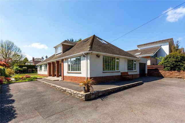Thumbnail Detached bungalow for sale in Canford Cliffs Road, Canford Cliffs, Poole