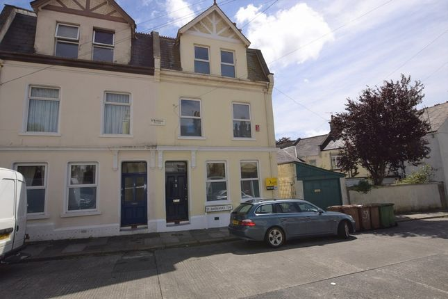 Thumbnail Semi-detached house for sale in St. Barnabas Terrace, Plymouth