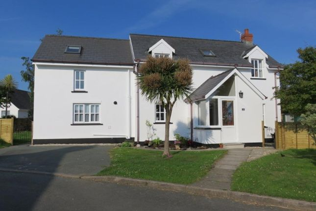 Thumbnail Detached house for sale in 23 Parc Yr Eglwys, Dinas Cross, Newport, Pembrokeshire