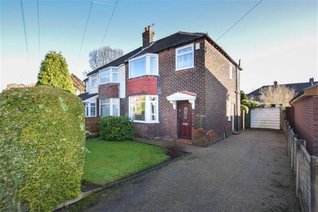 Thumbnail Semi-detached house for sale in Cheetham Hill Road, Dukinfield
