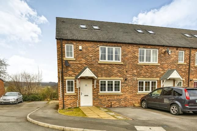 Thumbnail End terrace house for sale in Ashdown Grove, Lanchester, Durham, County Durham