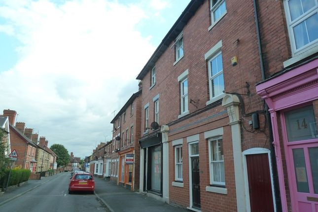 Thumbnail Flat to rent in 14A Market Street, Craven Arms, Shropshire