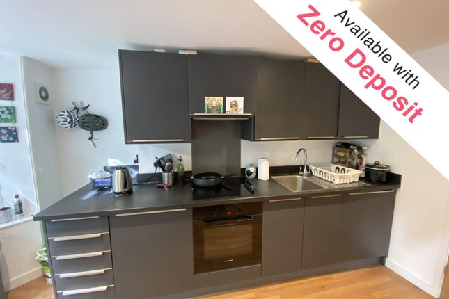 1 bed flat to rent in The Avenue, Southampton SO17