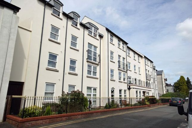 Flat for sale in The Parade, Carmarthen