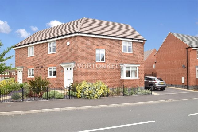 Thumbnail Semi-detached house for sale in Old College Avenue, Oldbury, West Midlands