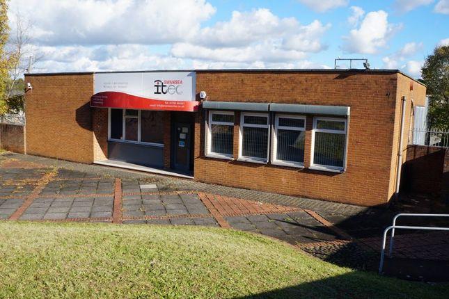 Thumbnail Office for sale in Carmarthen Road, Swansea