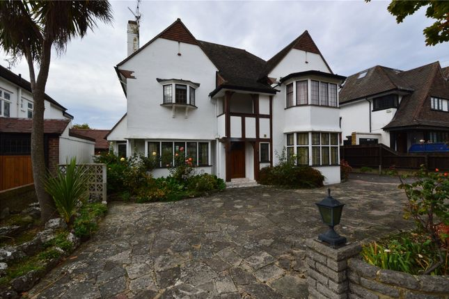 Thumbnail Detached house for sale in Seymour Road, Westcliff On Sea, Essex