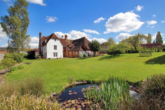 Thumbnail Detached house for sale in The Hill, Cranbrook, Kent