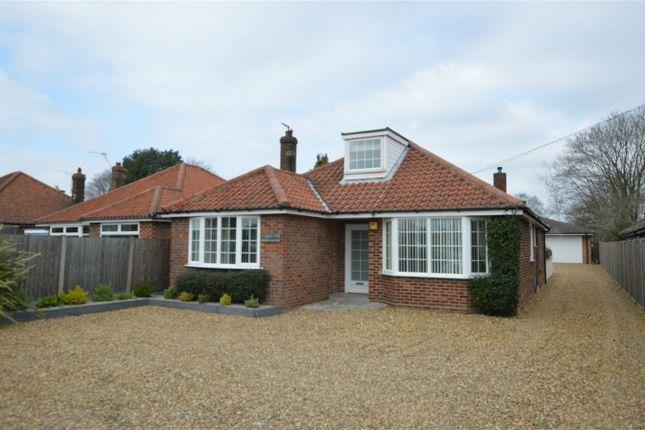 Thumbnail Property for sale in Reepham Road, Hellesdon, Norwich, Norfolk