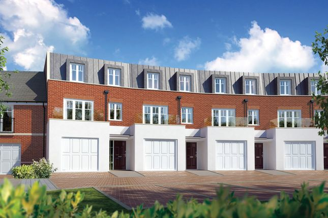 Thumbnail Terraced house for sale in The Carmarthen, St John's, Wood Street, Chelmsford, Essex