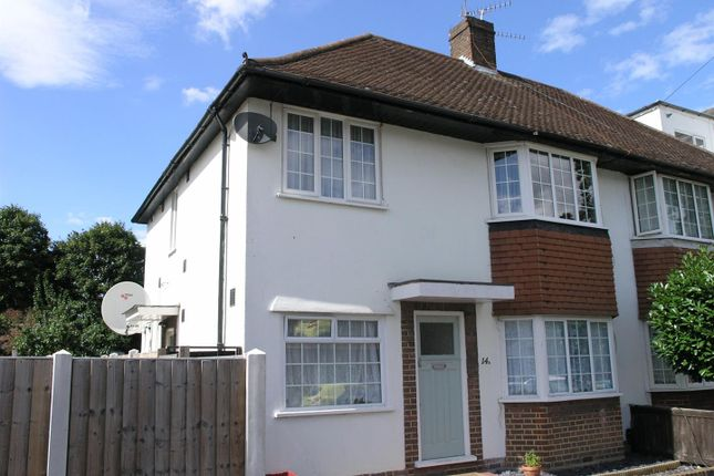 Thumbnail Maisonette for sale in Maswell Park Road, Hounslow