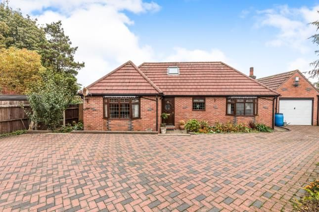 Thumbnail Bungalow for sale in Wilkes Street, West Bromwich, West Midlands, .
