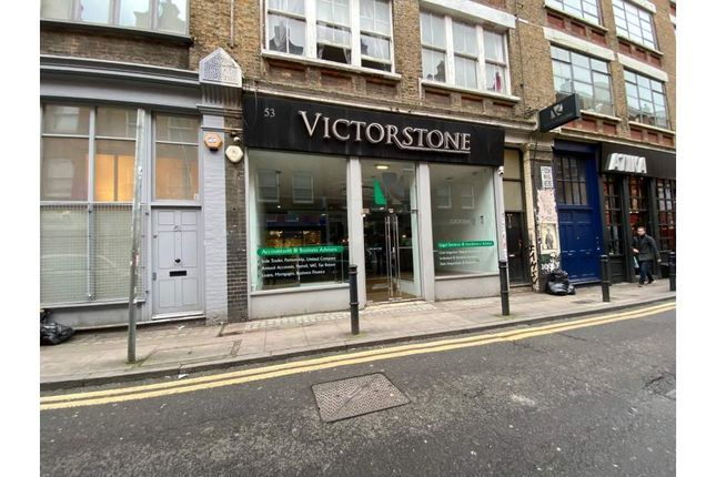 Thumbnail Office to let in 53 Hanbury Street, London