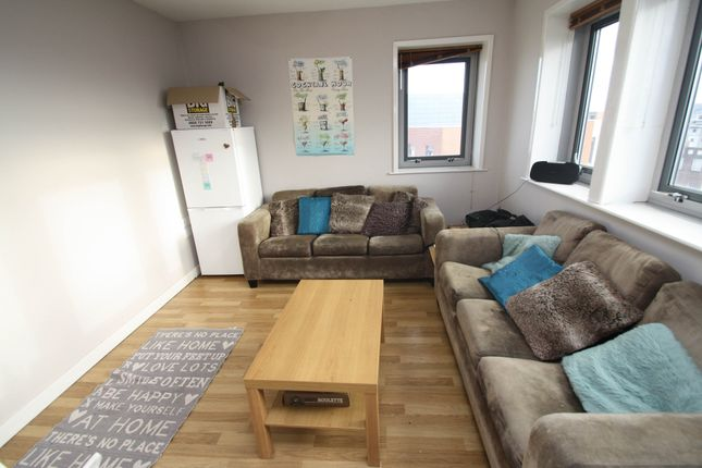 Thumbnail Flat to rent in Falconar Street, The Square, Newcastle Upon Tyne
