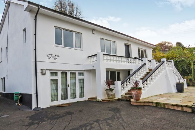 Thumbnail Detached house for sale in The Avenue, Tiverton
