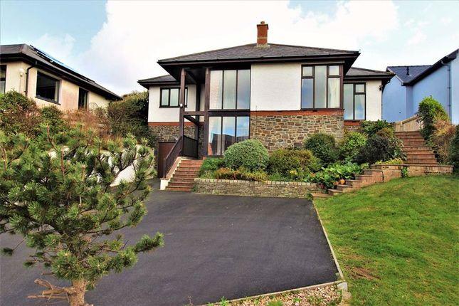 Thumbnail Detached house for sale in Felin Y Mor, Aberystwyth