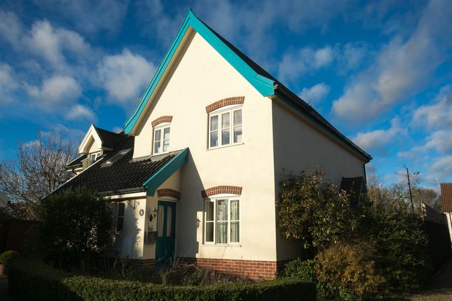 3 bed semi-detached house for sale in Sunnybrook Close, Gislingham, Eye IP23
