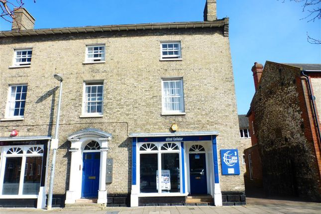 Thumbnail Flat to rent in Castle Street, Thetford