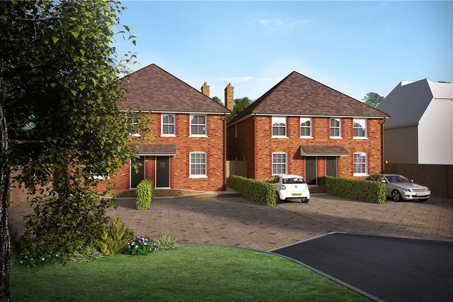 Thumbnail Semi-detached house for sale in Pursers Lane, Peaslake, Guildford