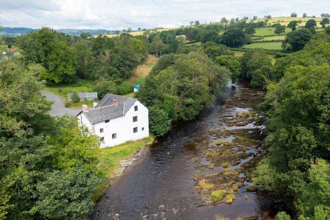 Thumbnail Property for sale in Melinddol, Llanfair Caereinion, Welshpool, Powys