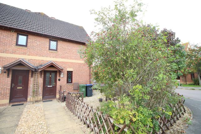Thumbnail End terrace house to rent in Water Mint Way, Calne