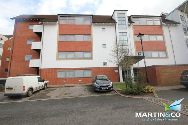 Thumbnail Flat to rent in Woodbrooke Grove, Bournville