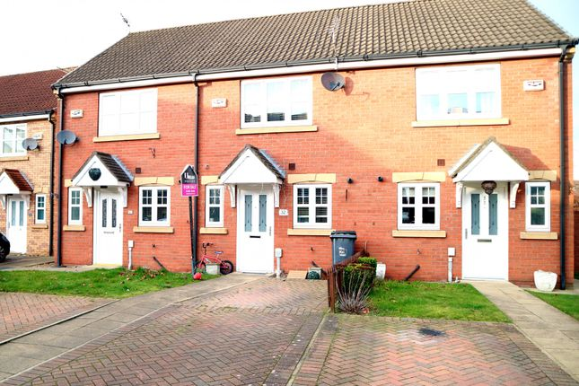 Terraced house for sale in Flanders Red, Hull, Yorkshire