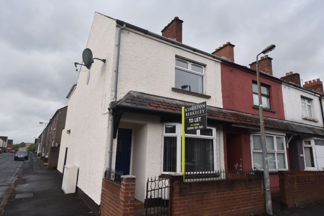Thumbnail Terraced house to rent in Broadway, Belfast