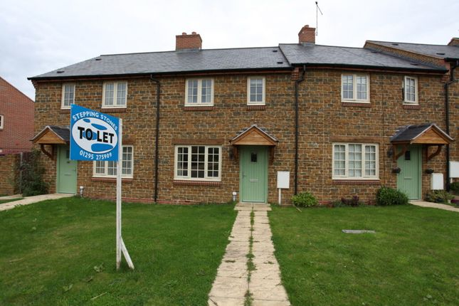 3 bed terraced house to rent in Canons Ashby Road, Moreton Pinkney, Northants NN11
