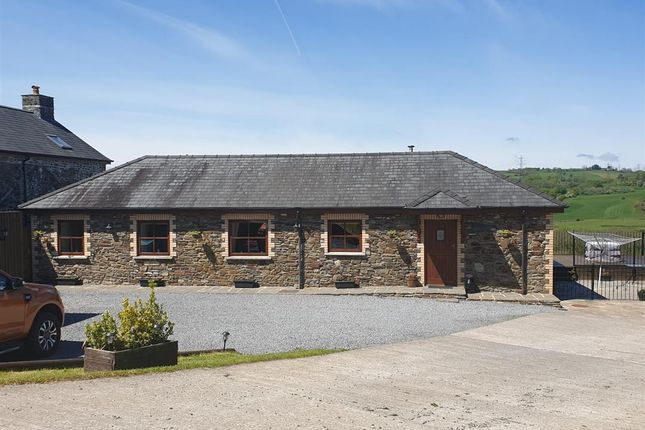 Thumbnail Barn conversion for sale in Off Ebenezer Road, Llanedi, Swansea