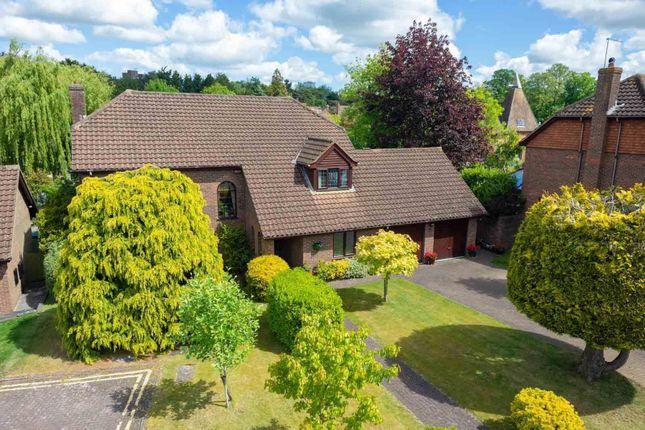 Thumbnail Detached house for sale in Lacton Oast, Willesborough, Ashford
