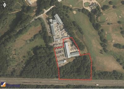 Thumbnail Commercial property for sale in Ferndown Police Site, Ameysford Road, Ferndown