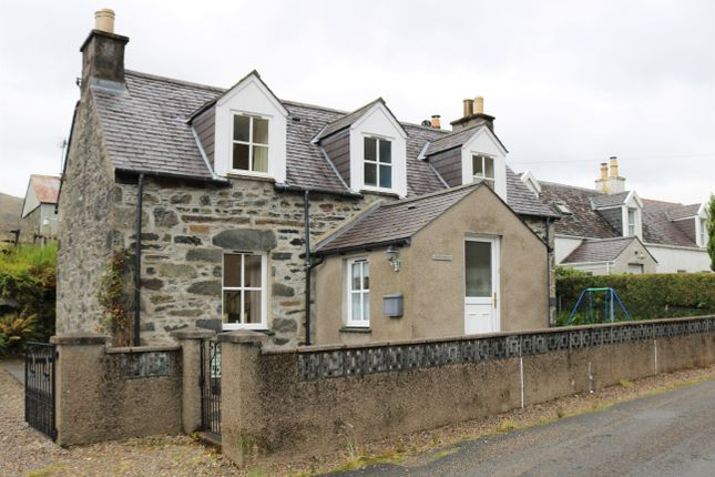 Thumbnail Detached house for sale in Letterfearn, By Kyle