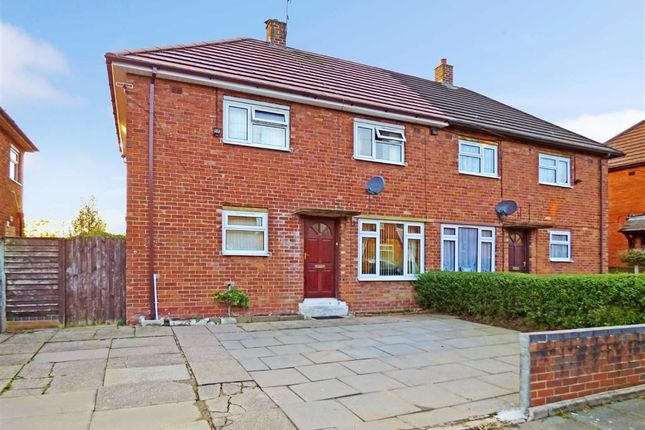 Thumbnail Semi-detached house for sale in Magdalen Road, Blurton, Stoke-On-Trent