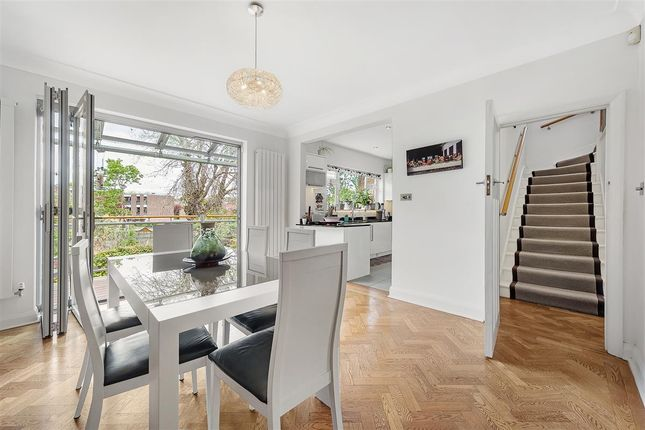 Thumbnail Terraced house to rent in Girdwood Road, London