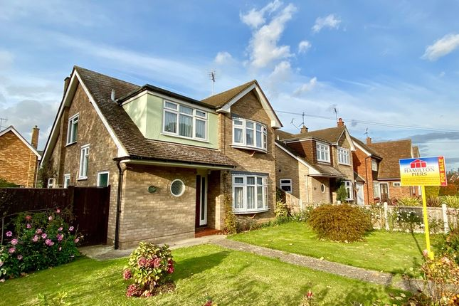 Thumbnail Detached house for sale in Bodmin Road, Old Springfield, Chelmsford