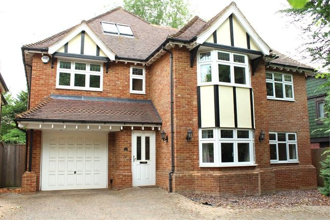 Thumbnail Detached house for sale in New House Park, St. Albans, Hertfordshire
