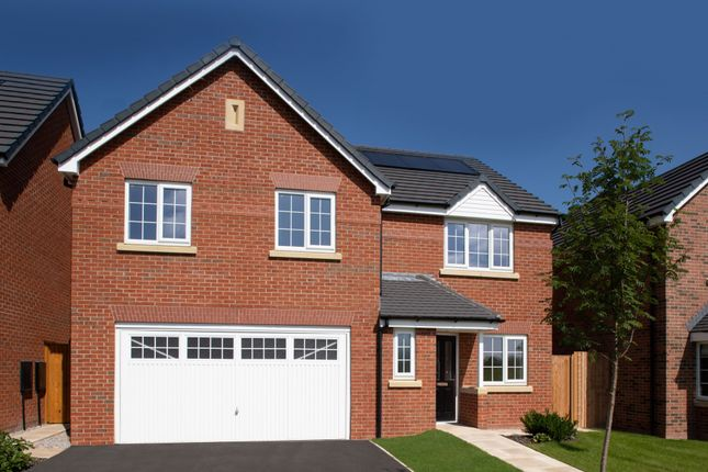 Thumbnail Detached house for sale in Linley Grange, Stricklands Lane, Lancashire