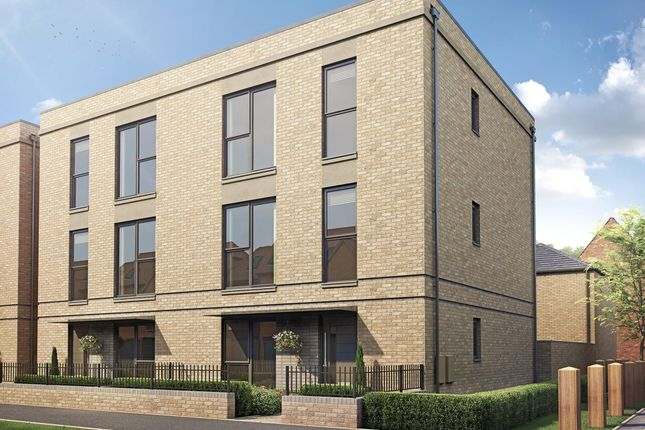 "Thumbnail Semi-detached house for sale in ""Maison"" at Hauxton Road, Trumpington, Cambridge"