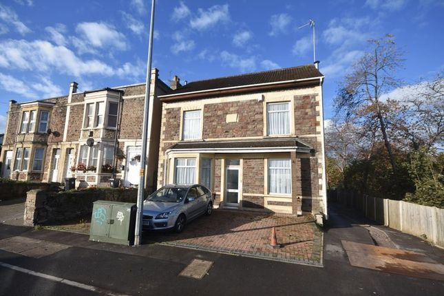 Thumbnail Detached house for sale in Gloucester Road, Staple Hill, Bristol