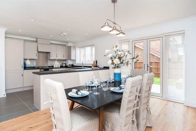 Thumbnail Semi-detached house for sale in Woodacres Way, Hailsham