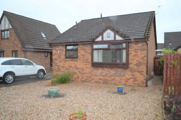 Thumbnail Detached bungalow to rent in Chestnut Grove, Stenhousemuir, Larbert
