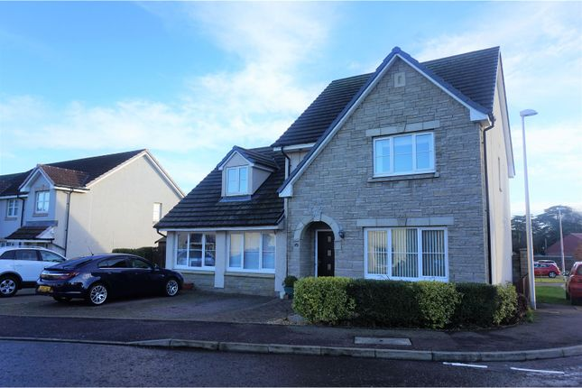 Thumbnail Detached house for sale in Esk Gardens, Carnoustie