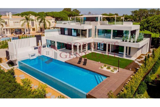 Detached house for sale in Vale De Lobo, Almancil, Loulé