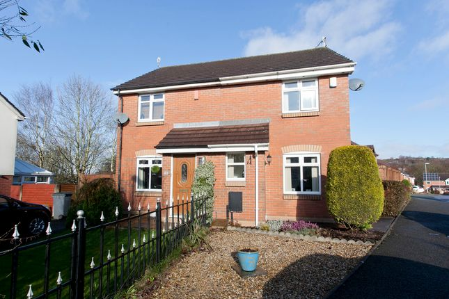 Thumbnail Semi-detached house for sale in Brookview Drive, Weston Coyney, Stoke-On-Trent