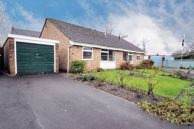 2 bed bungalow for sale in Foxbury Close, Frome
